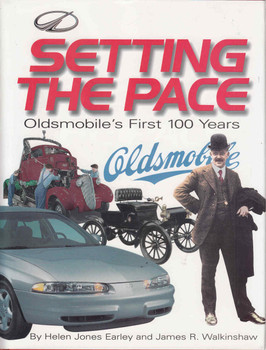 Setting The Pace: Oldsmobile's First 100 Years - front