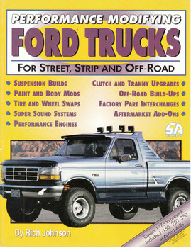 Performance Modifying Ford Trucks For Street, Strip and Off-Road  - front
