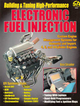 Building & Tuning High-Performance Electronic Fuel Injection  - front