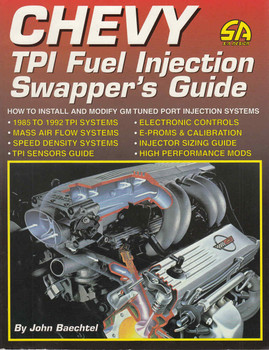 Chevy TPI Fuel Injection Swapper's Guide  - front