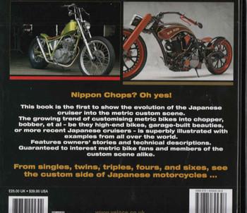 Japanese Custom Motorcycles - back