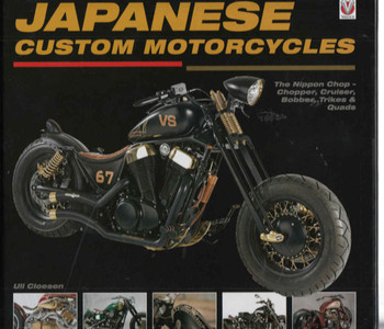 Japanese Custom Motorcycles - front