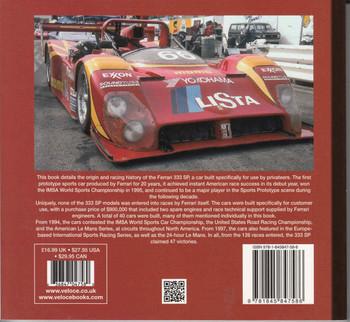 Ferrari 333 SP WSC Giants Series - back