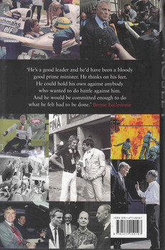Max Mosley: The Autobiography Formula One And Beyond  - back