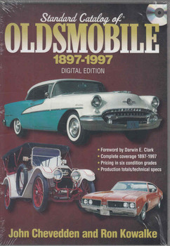 Standard Catalog of Oldsmobile 1897-1997: DIGITAL EDITION  - front