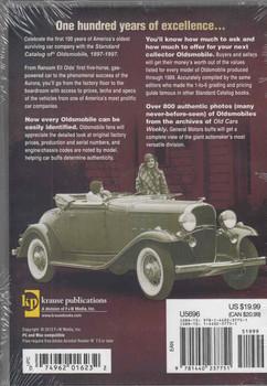 Standard Catalog of Oldsmobile 1897-1997: DIGITAL EDITION  - back