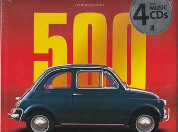 Fiat 500 Cinqecento: Ear Books - front