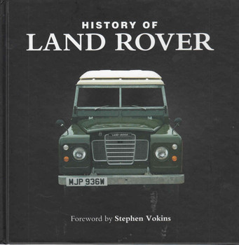 History Of Land Rover - front