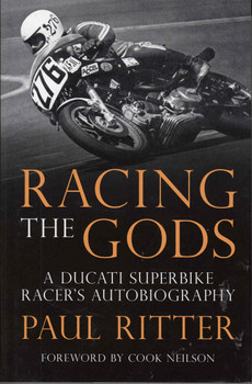 Racing The Gods: A Ducati Superbike Racer's Autobiography  - front