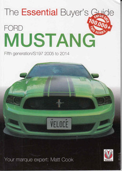 The Essential Buyer's Guide: Ford Mustang Fifth Generation / S197 2005 to 2014 - front