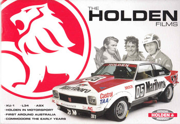 The Holden Films - 6 DVD Box Set  - front