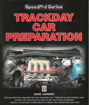 Trackday Car Preparation - SpeedPro Series - front