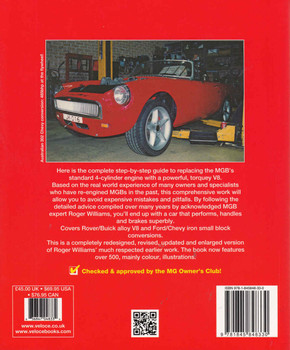 How To Give Your MGB V8 Power - 4th Edition - back