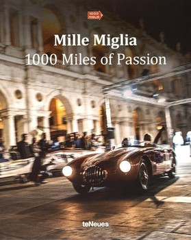 Mille Miglia 1000 Miles of Passion - front