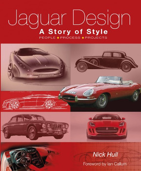 Jaguar Design: A Story of Style People-Process-Projects
