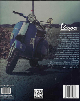 Vespa: The Story of a Cult Classic in Pictures - back