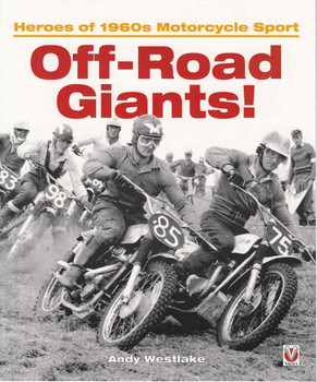 Off-Road Giants! Heroes of 1960s Motorcycle Sport - Softbound Reprint - front