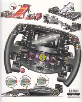 Formula 1 Technical Analysis 2014/2015 Giorgio Piola - back