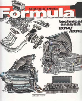 Formula 1 Technical Analysis 2014/2015 Giorgio Piola - front