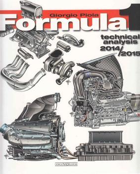Formula 1 Technical Analysis 2014/2015 Giorgio Piola - front