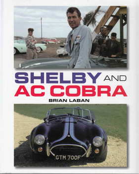 Shelby and AC Cobra - front