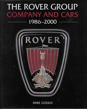 The Rover Group: Company And Cars 1986-2000 - front