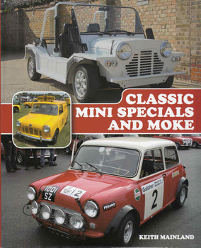 Classic Mini Specials And Moke - front