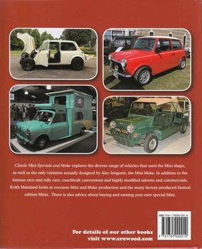 Classic Mini Specials And Moke - back