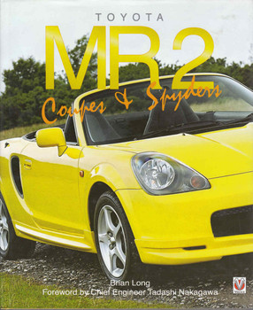 Toyota MR2 Coupes & Spyders - front