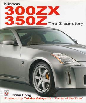 Nissan 300ZX, 350Z : The Z-Car story