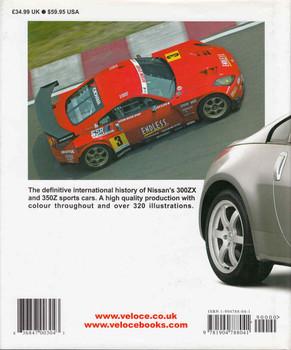 Nissan 300ZX, 350Z : The Z-Car story - back