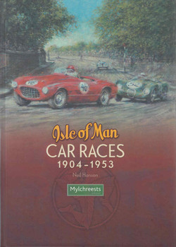 Isle of Man Car Races 1904-1953 - front