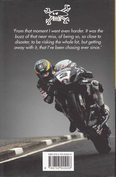 Guy Martin: My Autobiography - back
