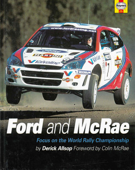 Ford and McRae: Focus on the World Rally Championship - front