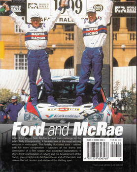 Ford and McRae: Focus on the World Rally Championship - back