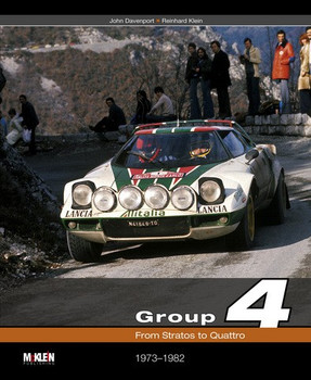 Group 4: From Stratos to Quattro 1973-1982