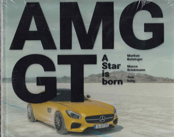 AMG GT A Star is Born - front