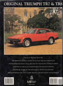 Original Triumph TR7 & TR8 - back