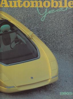 Automobile Year 1990 - 1991 (No. 38) (9782883240124)