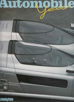 Automobile Year 1988 - 1989 (No. 36) (9782883240025)