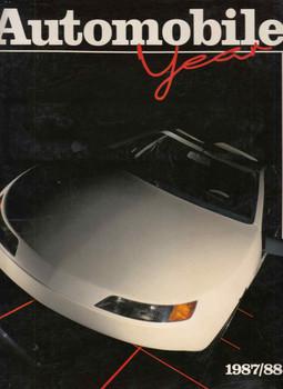 Automobile Year 1987 - 1988 (No. 35) (9782882600035)