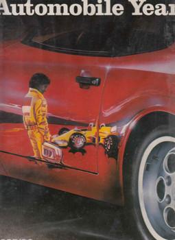 Automobile Year 1985 - 1986 (No. 33) (9782826510079)
