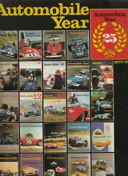 Automobile Year 1977 - 1978 (No. 25)