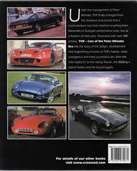 TVR Cars of The Peter Wheeler Era (9781847979971) Back