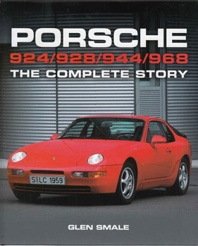 Porsche 924 / 928 / 944 / 968 The Complete Story (9781785000393)