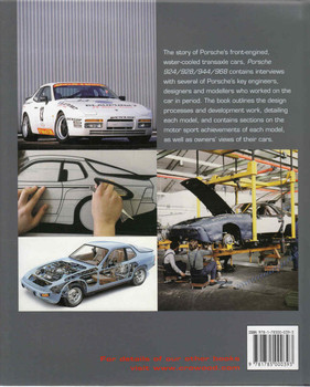 Porsche 924 / 928 / 944 / 968 The Complete Story (9781785000393) Back