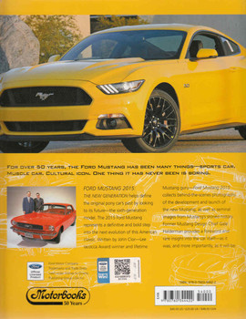 Ford Mustang 2015 The New Generation Back