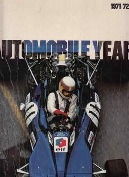 Automobile Year 1970 - 1971 (No. 19)