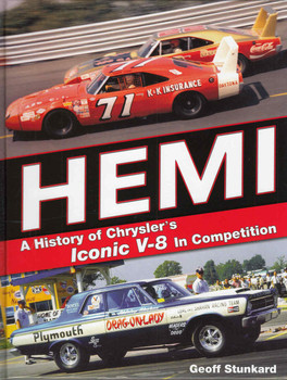 Hemi: A History of Chrysler's Iconic V-8 In Competition - front
