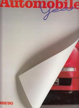 Automobile Year 1989 - 1990 (No. 37) (9782883240063)